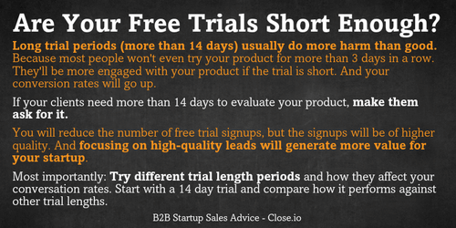 are-your-free-trials-short-enough-saas-conversion