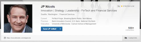 JP Nicols LinkedIn