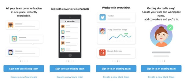 Slack-good-example-of-Walkthroughs-and-Tutorials-inbound-marketing