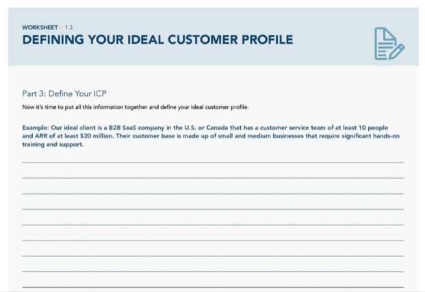 Ideal-Customer-Profile