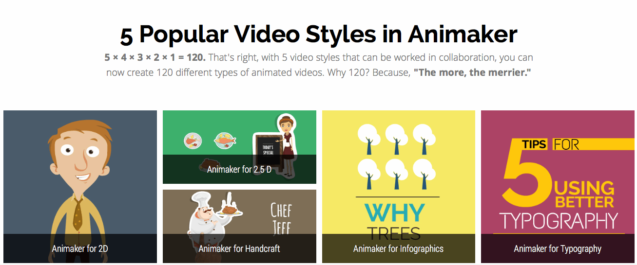 Animaker makes quirky video marketing materials