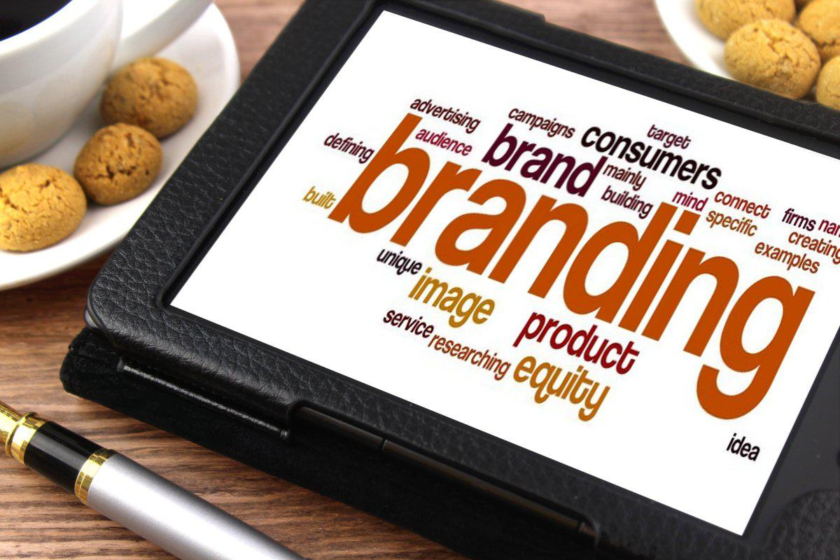 branding for tech companies.