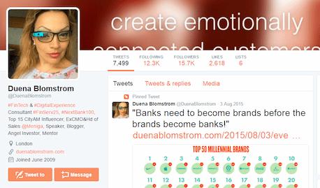 Duena Blomstrom Twitter