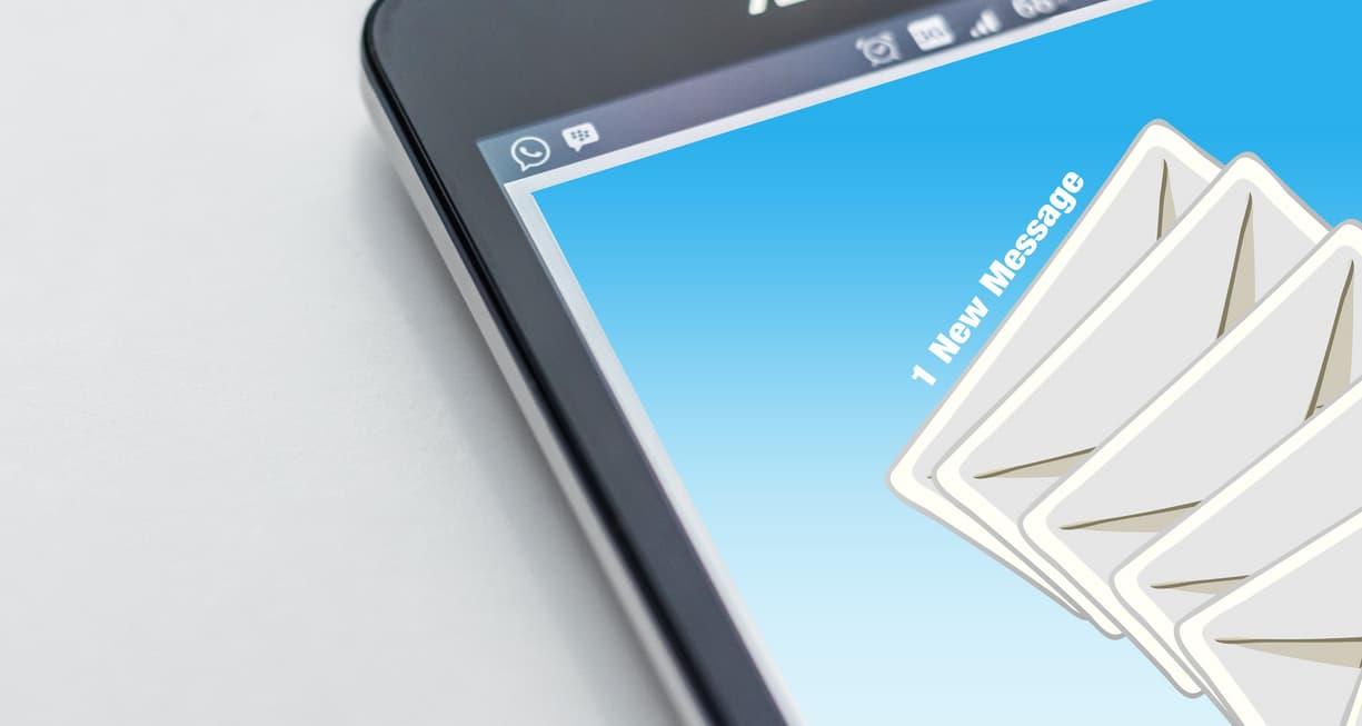 email-social-marketing-phone