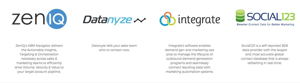 identity-account-based-marketing-tech-stack