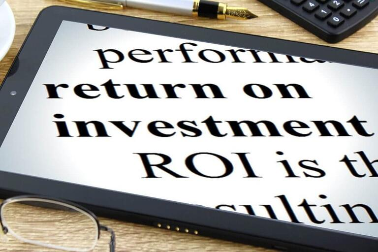 your return on invest (roi) is the most important marketing metric