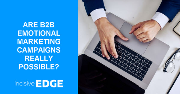 THE POWER OF EMOTIONS IN B2B MARKETING CAMPAIGNS