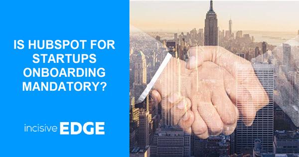 Is HubSpot for Startups Onboarding Mandatory?